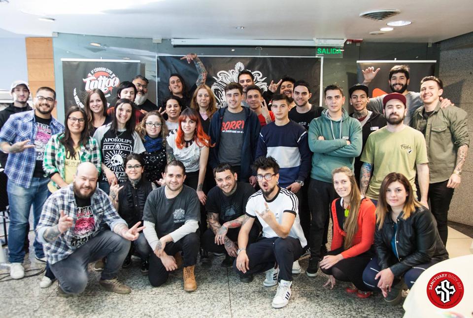 Seminario Black and Gray de Ale Fernandez - 2018